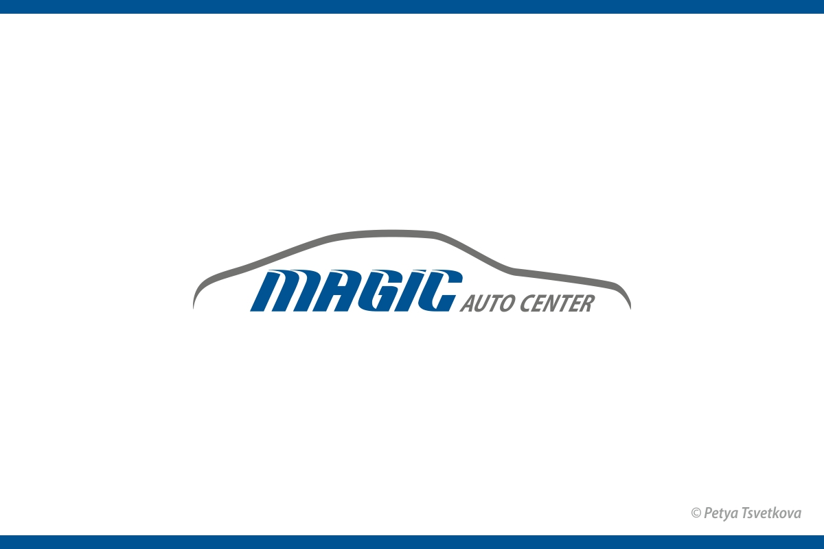 Magic Auto Center Logo